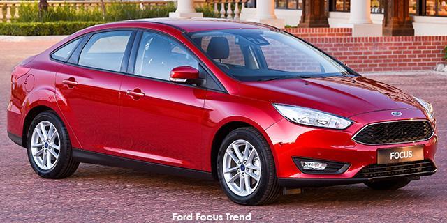 Ford Focus Trend 2017 1.5L Ecoboost 5 cửa2