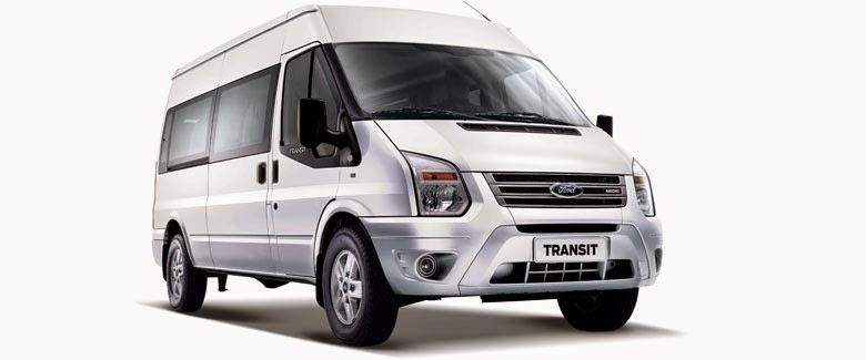 Ford Transit Luxury (Bản Cao cấp)5