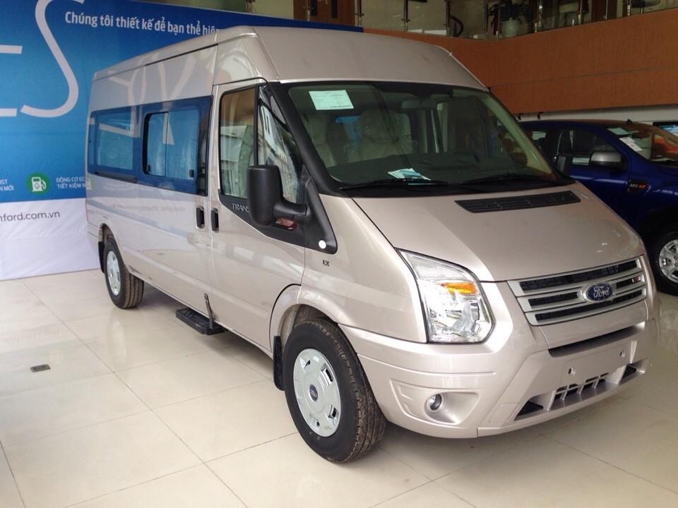 Ford Transit Mid (Medium-Bản Tiêu chuẩn)3