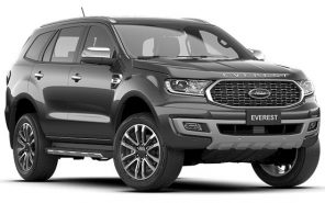 Ford Everest Titanium 2.0L 4×2 AT
