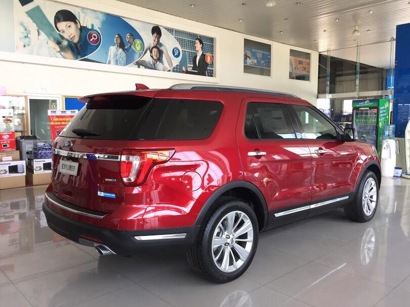 Ford Explorer Limited 2.3l Ecoboost 4WD 20203