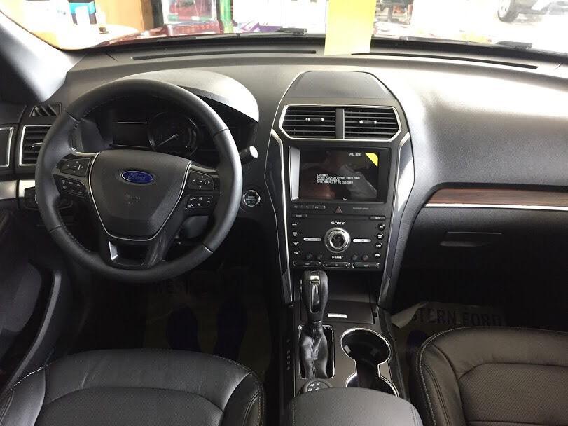 Ford Explorer Limited 2.3l Ecoboost 4WD 202011