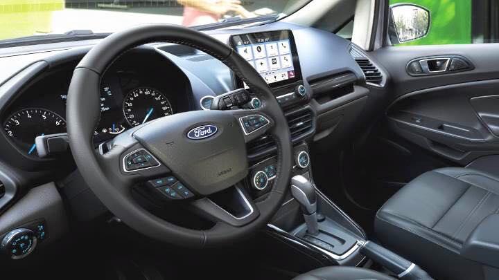 Ford EcoSport 1.5L AT Titanium11