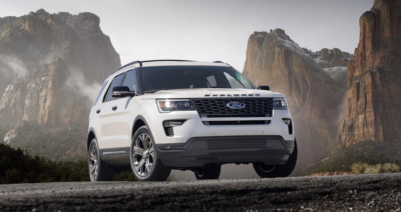 Ford Explorer Limited 2.3l Ecoboost 4WD 20209