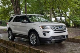 Ford Explorer Limited 2.3l Ecoboost 4WD 2020