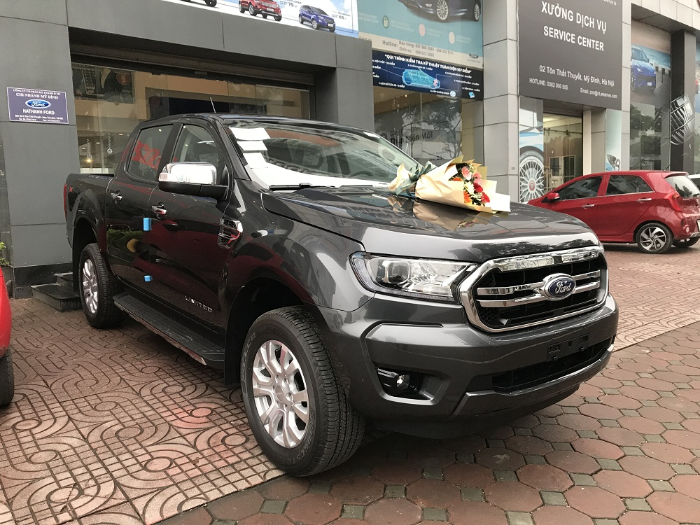 Ford Ranger Limited 2.0L 4×4 AT3