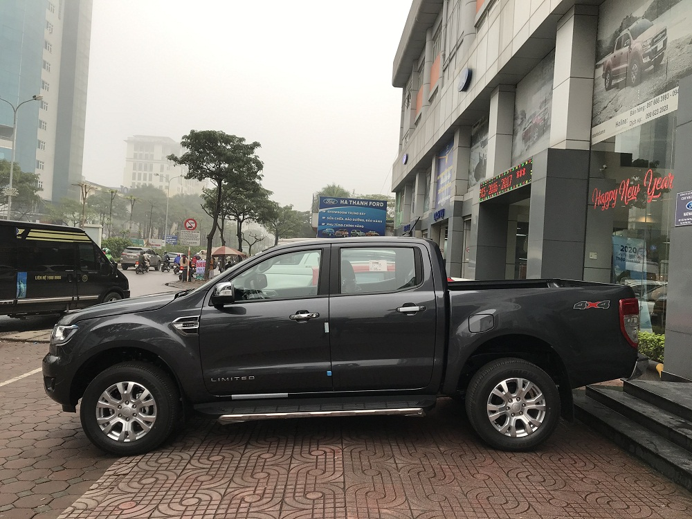Ford Ranger Limited 2.0L 4×4 AT2