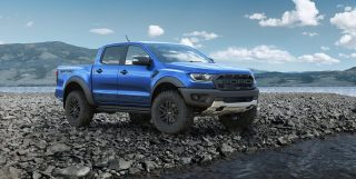 Ford Ranger Raptor 2.0L 4×4 AT 2020