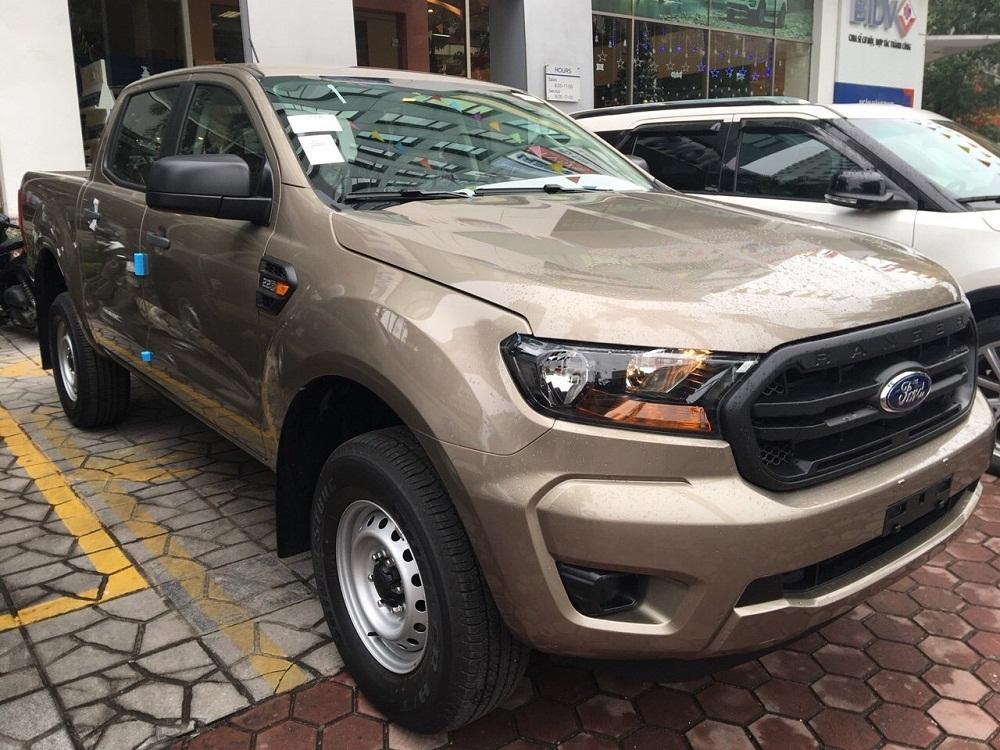 Ford Ranger XL 2.2L 4×4 MT4