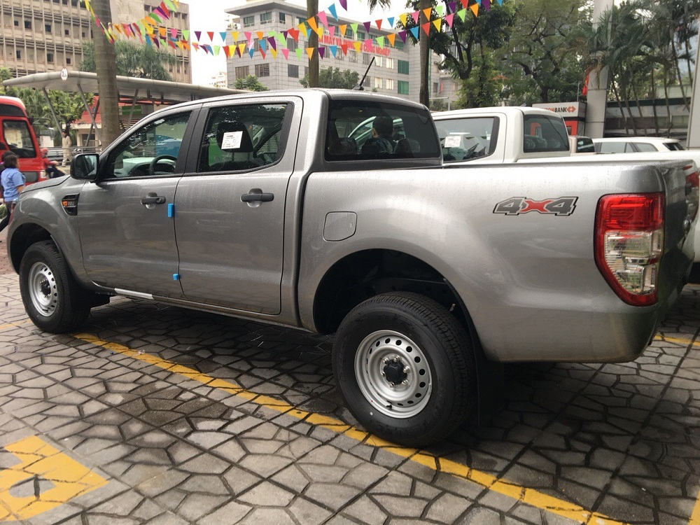 Ford Ranger XL 2.2L 4×4 MT3