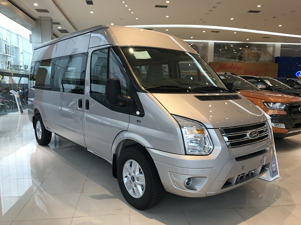 Ford Transit SVP2
