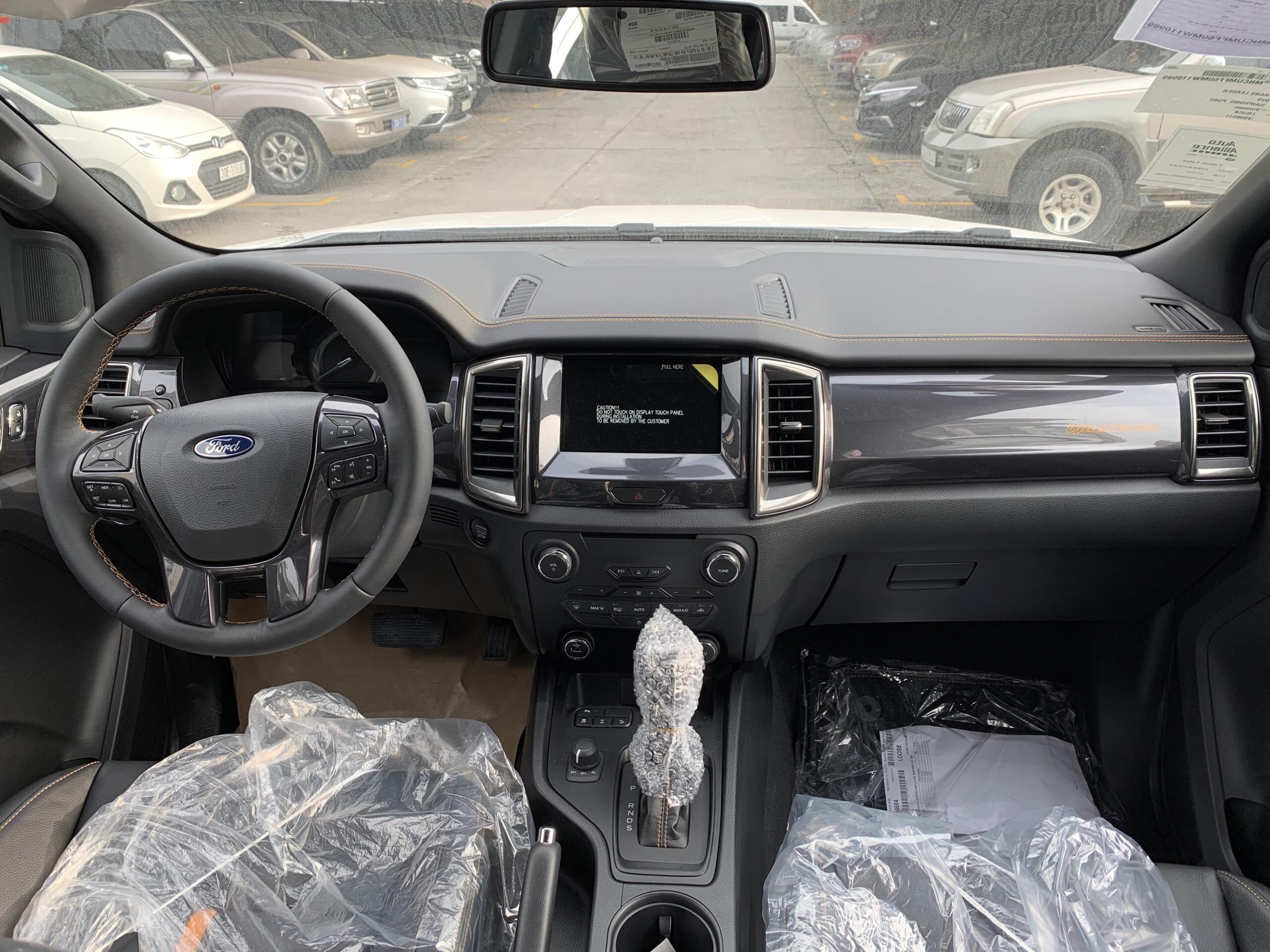 Ford Ranger Wildtrak 2.0L 4×4 AT Bi-Turbo4