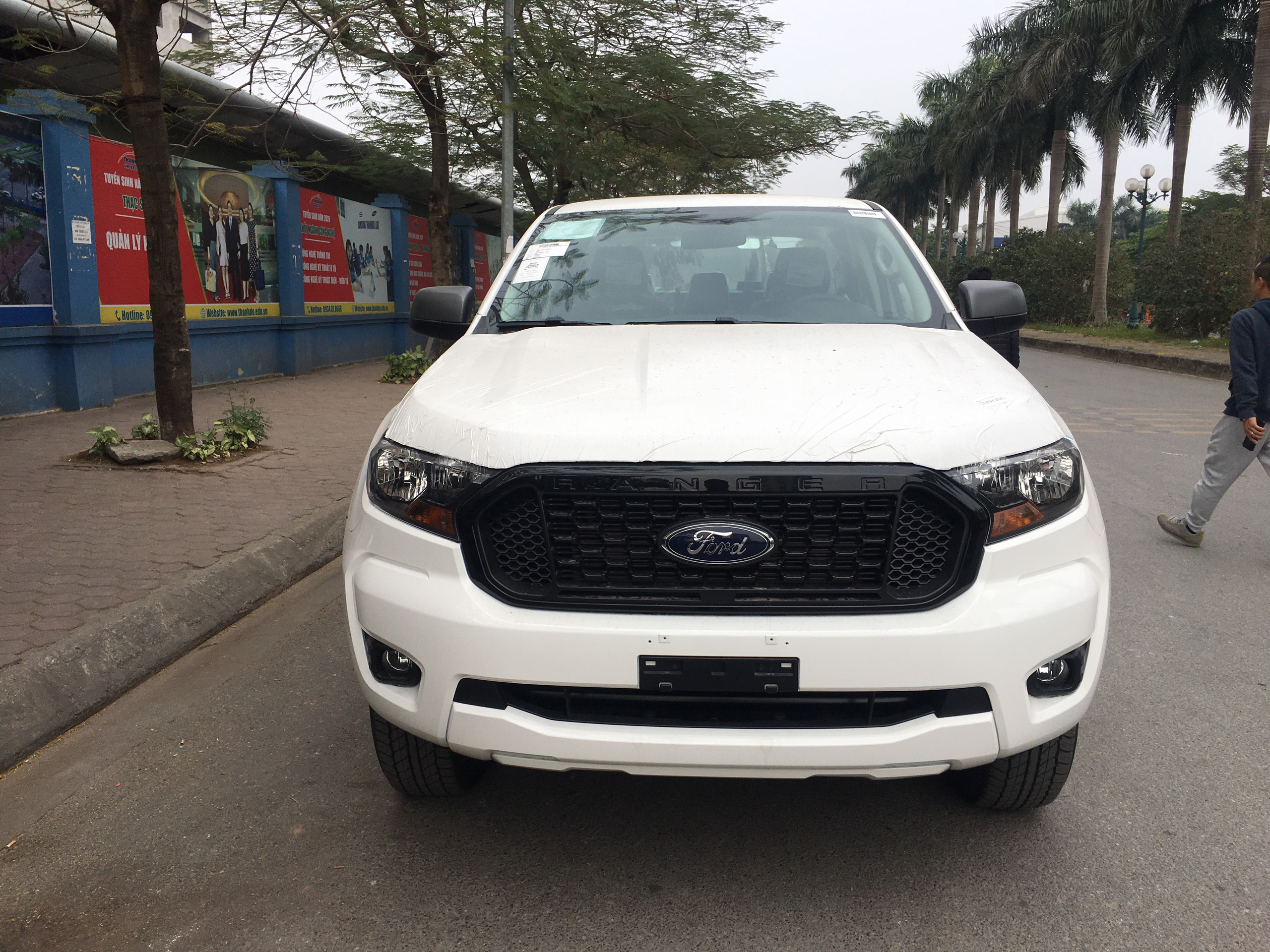 Ford Ranger XLS 2.2L 4×2 AT2