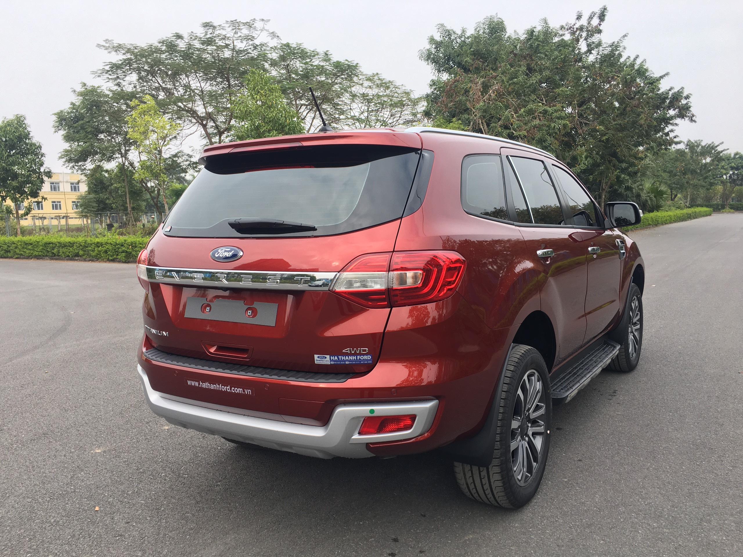 Ford Everest Titanium 2.0L AT 4WD5