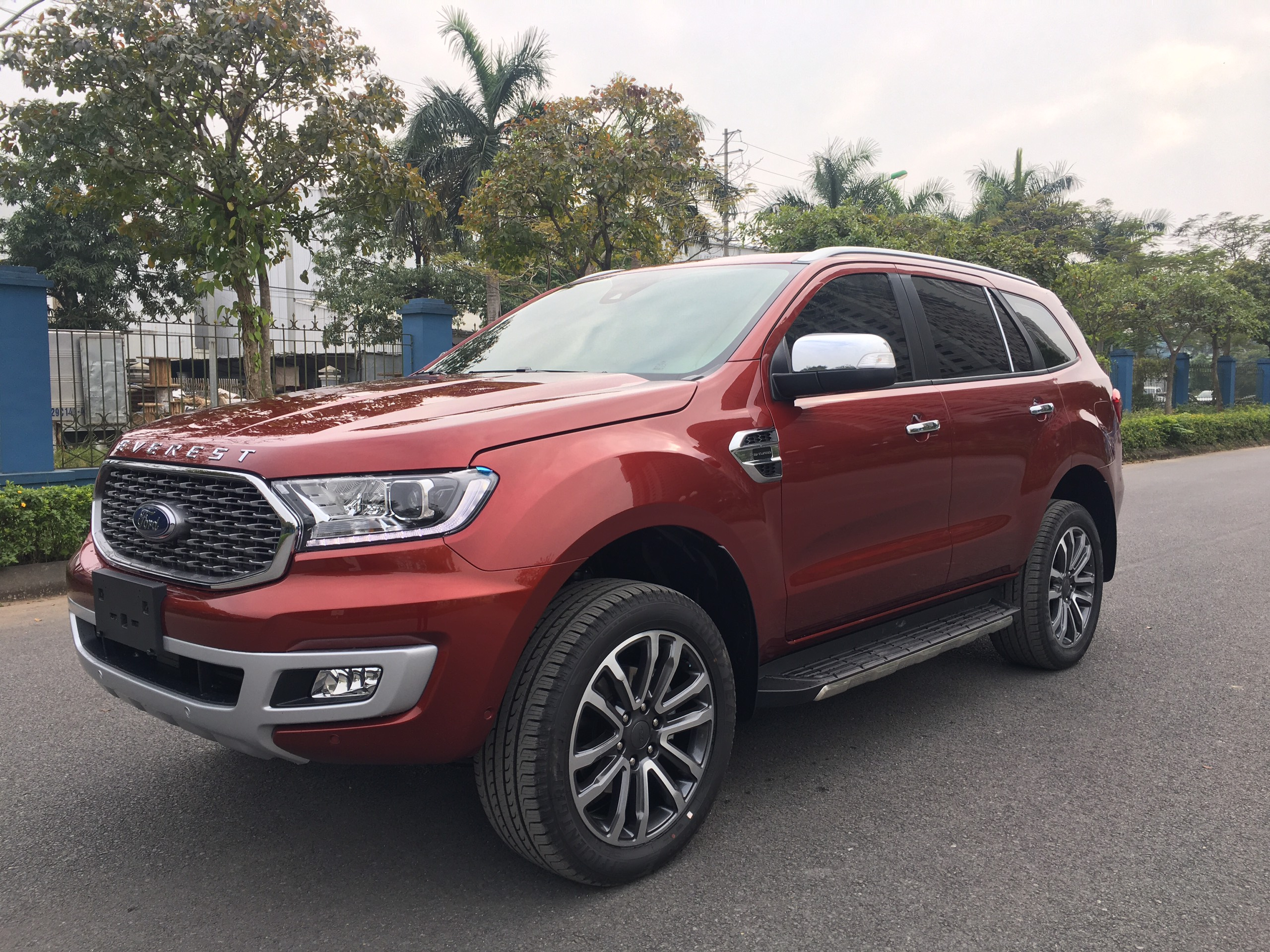 Ford Everest Titanium 2.0L AT 4WD2
