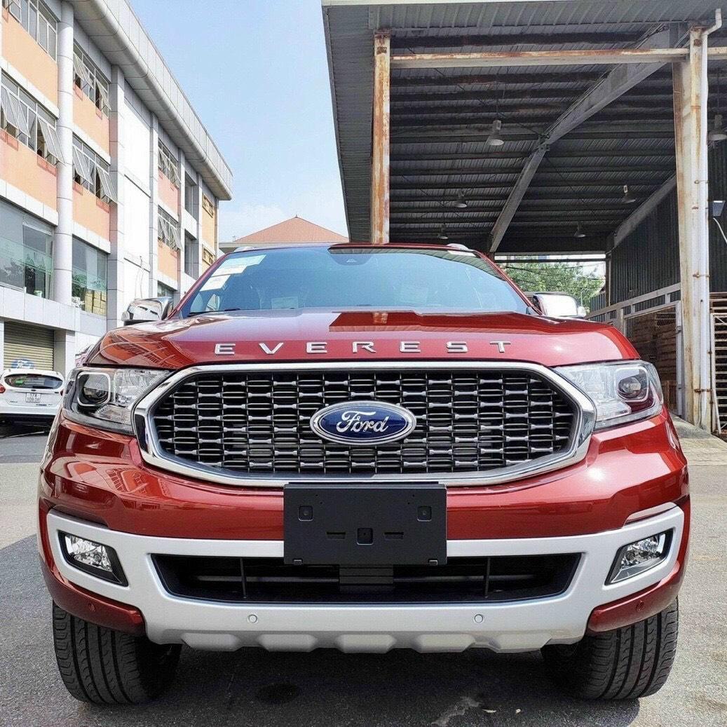 Ford Everest Titanium 2.0L 4×2 AT11