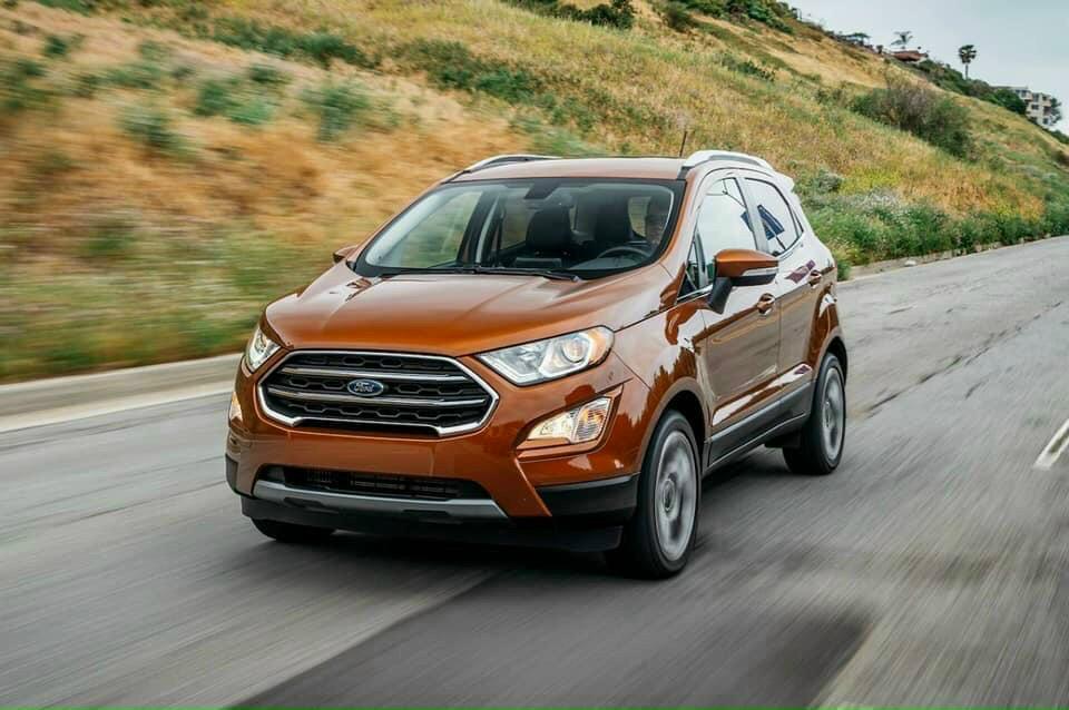 Ford EcoSport Titanium 1.0L AT Ecoboost2