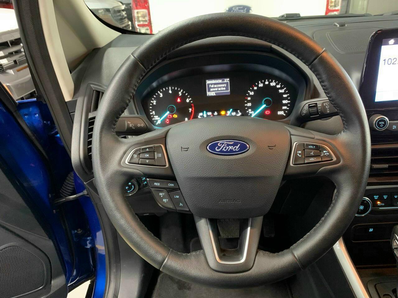 Ford EcoSport Titanium 1.0L AT Ecoboost6