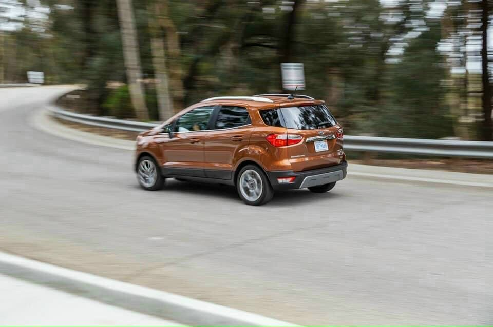 Ford EcoSport Titanium 1.0L AT Ecoboost3