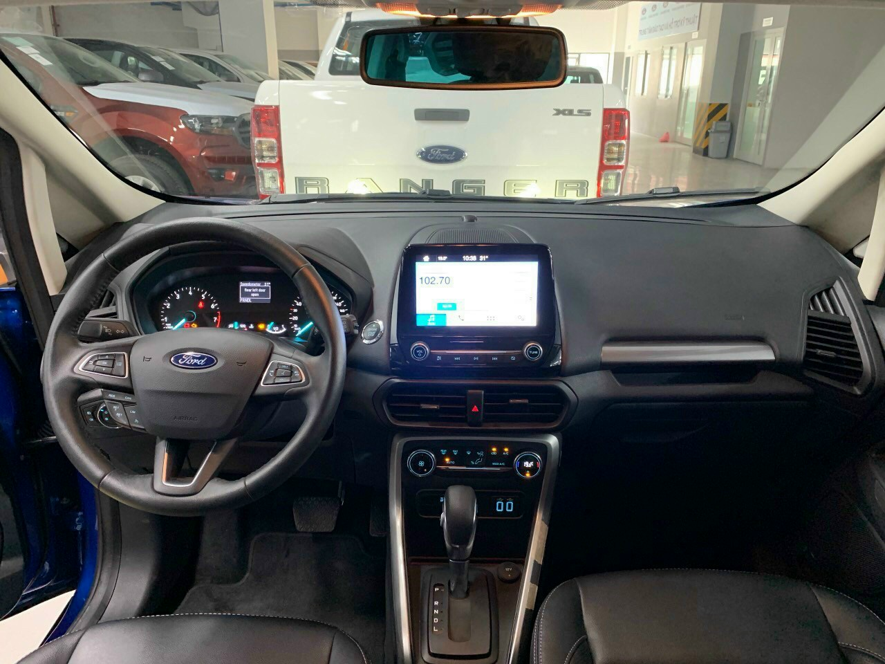 Ford EcoSport 1.5L AT Trend 20216