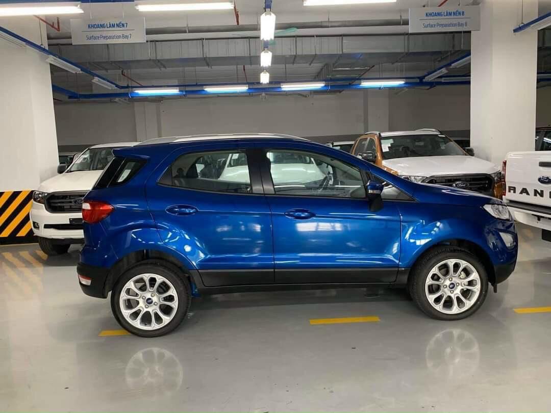 Ford EcoSport Titanium 1.0L AT Ecoboost8