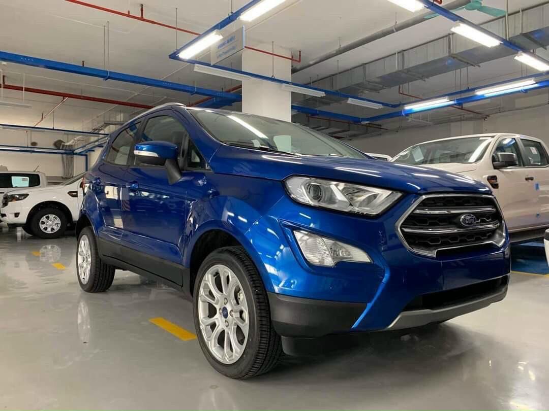 Ford EcoSport Titanium 1.0L AT Ecoboost4