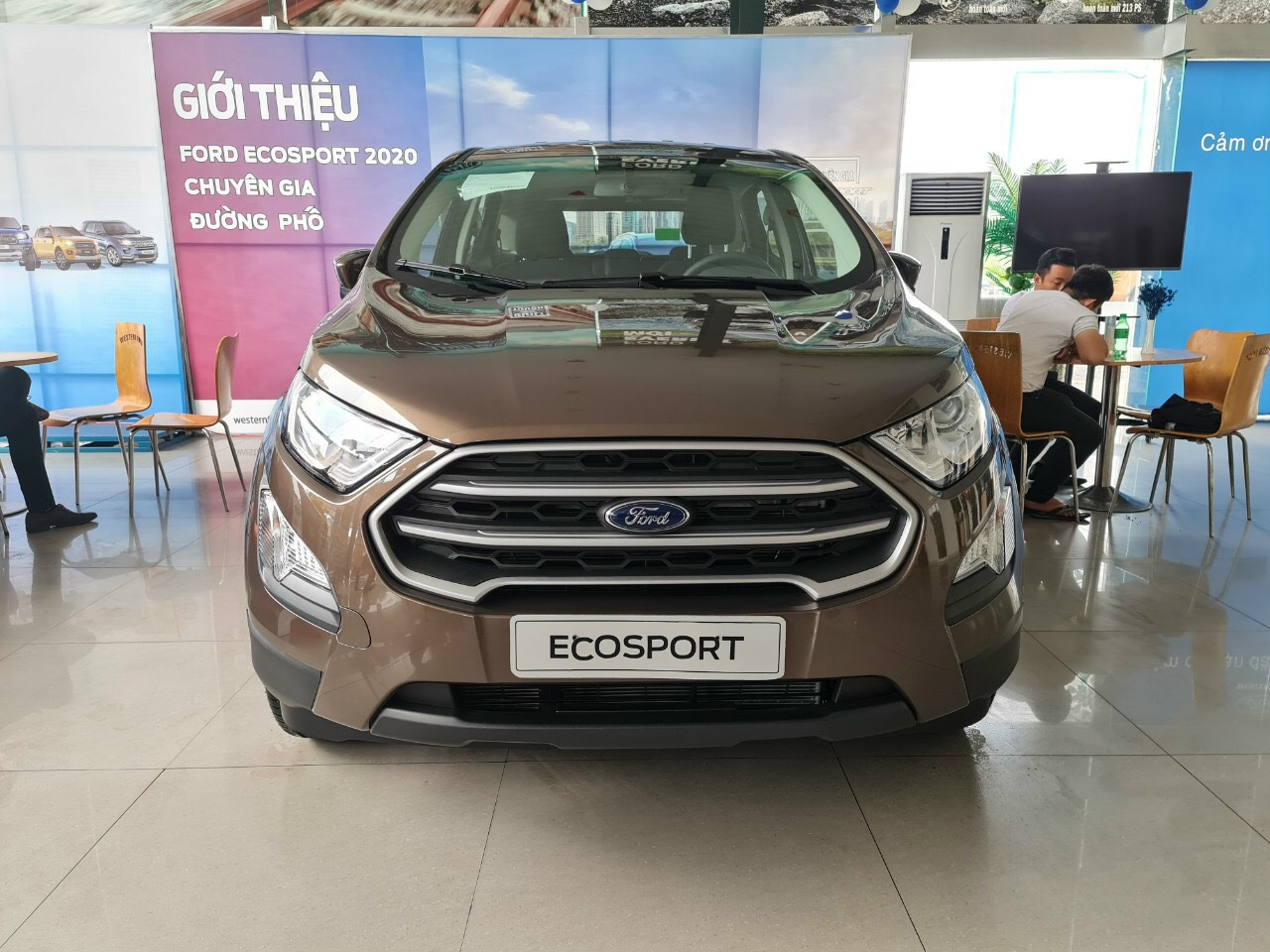 Ford EcoSport Trend 1.5L AT4