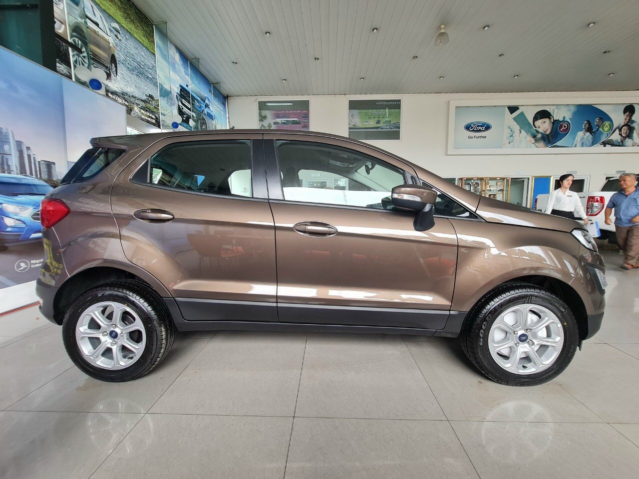 Ford EcoSport Trend 1.5L AT3