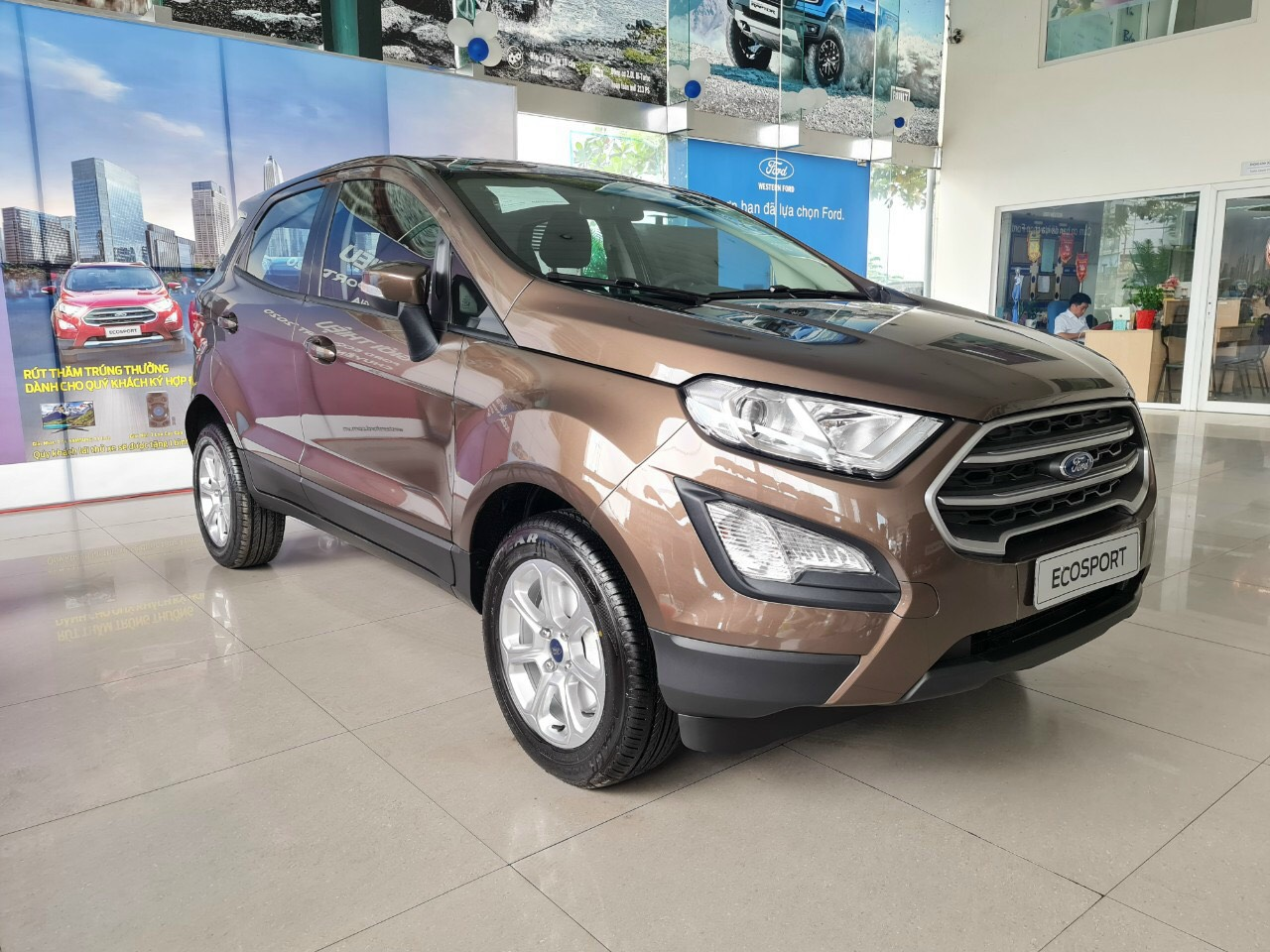 Ford EcoSport Trend 1.5L AT2
