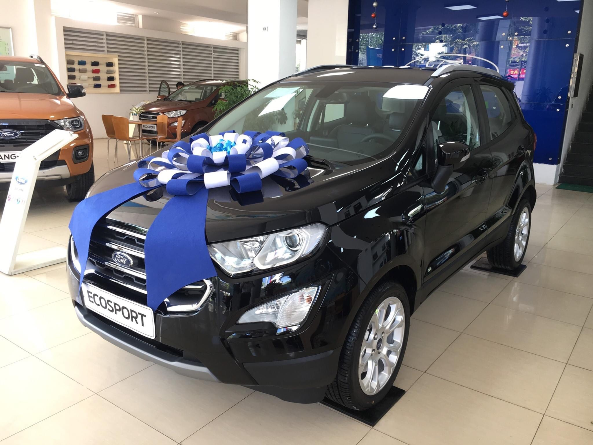 Ford EcoSport 1.5L AT Trend 20218