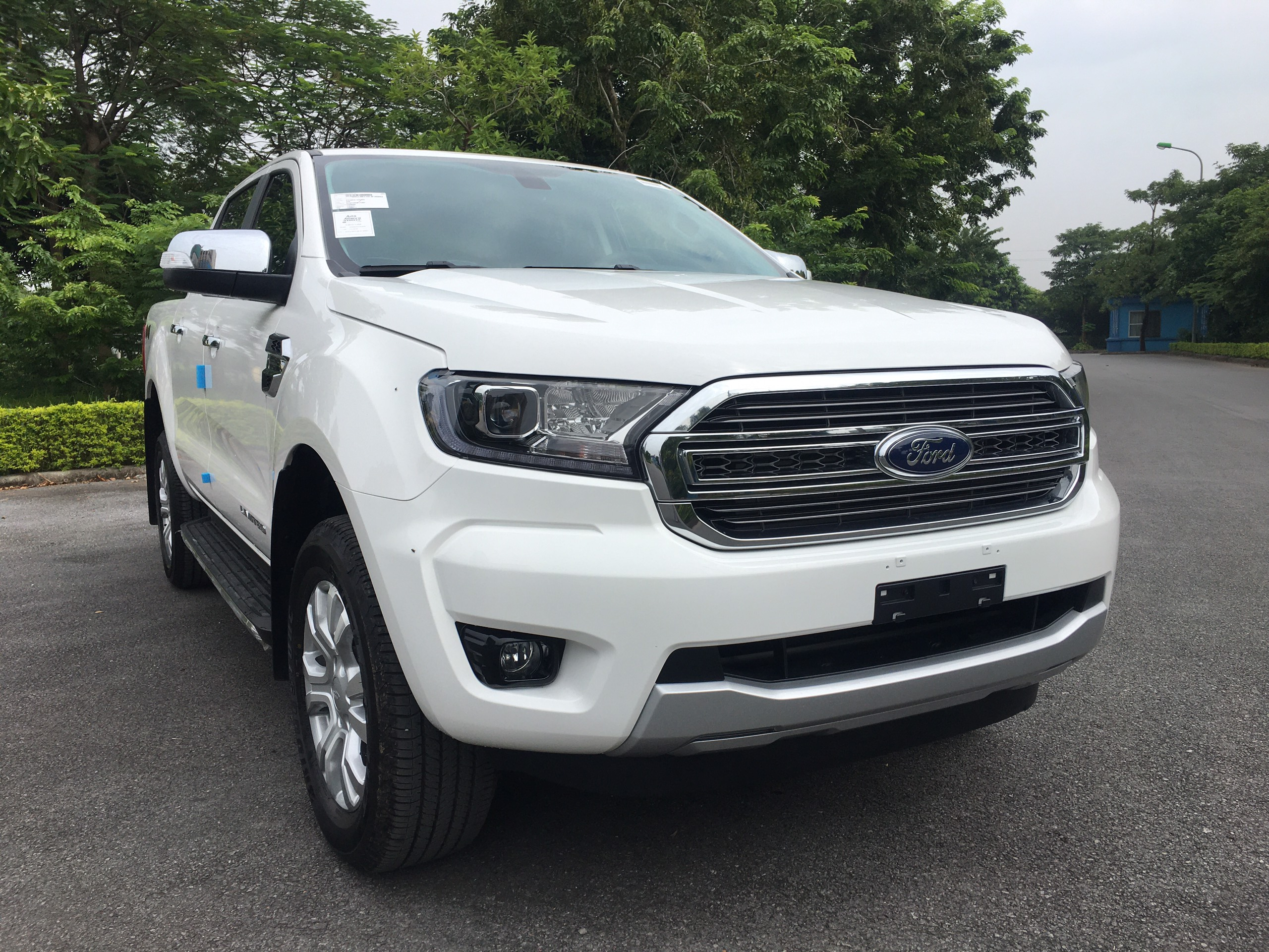 Ford Ranger Limited 2.0L 4×4 AT5