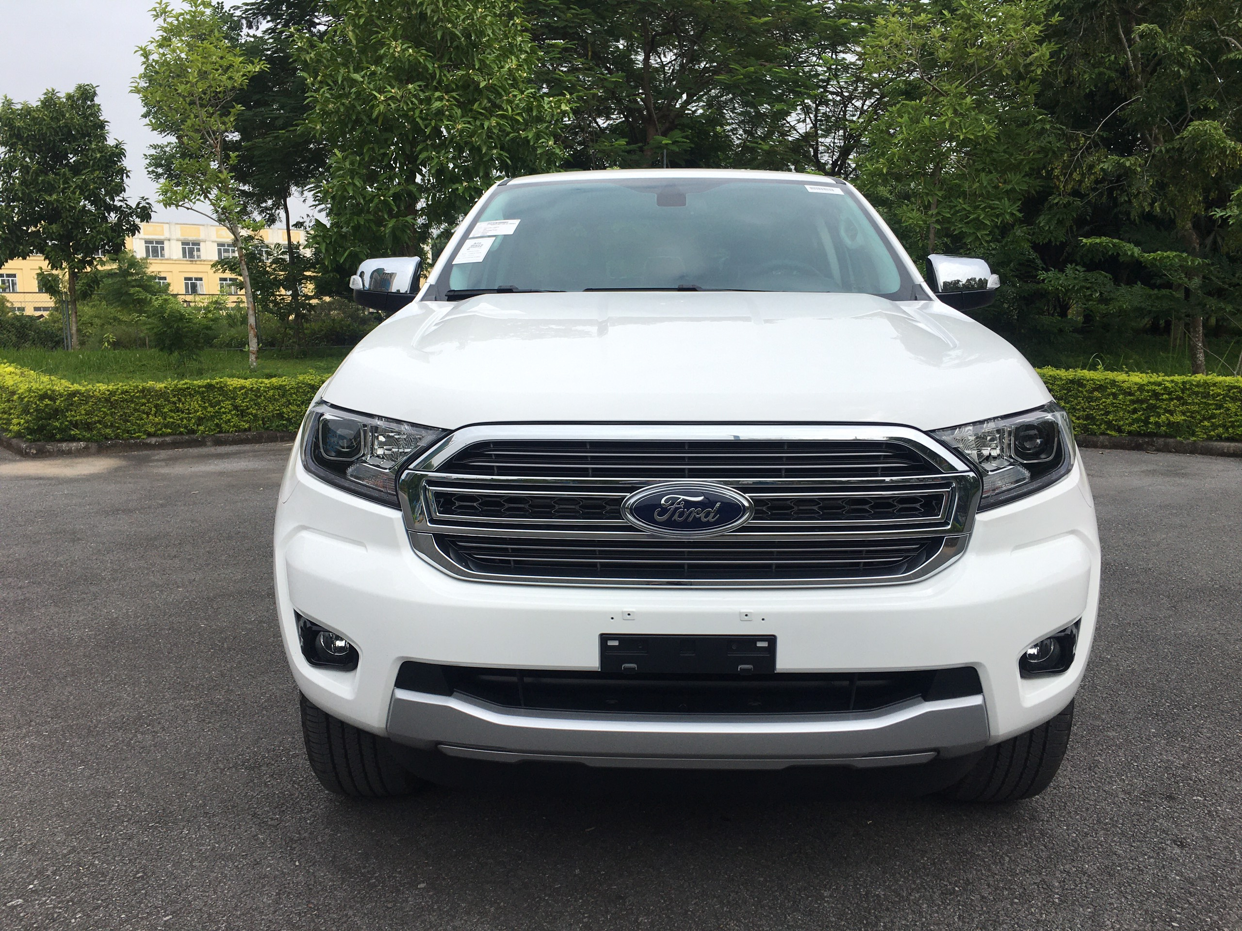 Ford Ranger Limited 2.0L 4×4 AT6