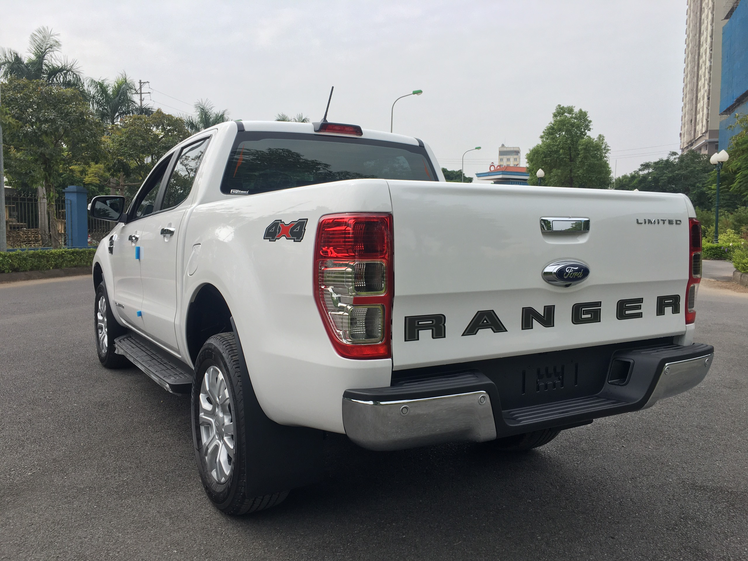 Ford Ranger Limited 2.0L 4×4 AT10