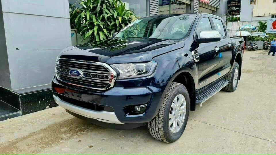 Ford Ranger Limited 2.0L 4×4 AT8