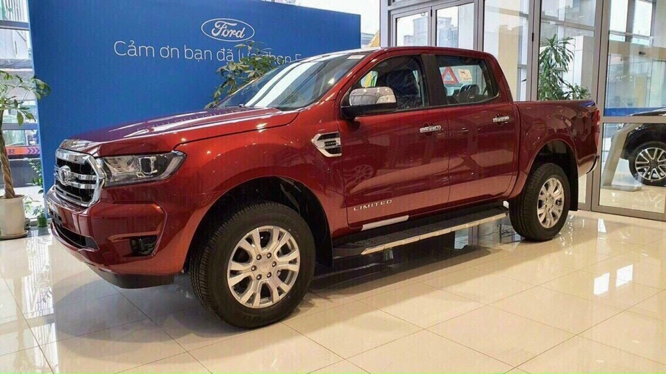 Ford Ranger Limited 2.0L 4×4 AT7