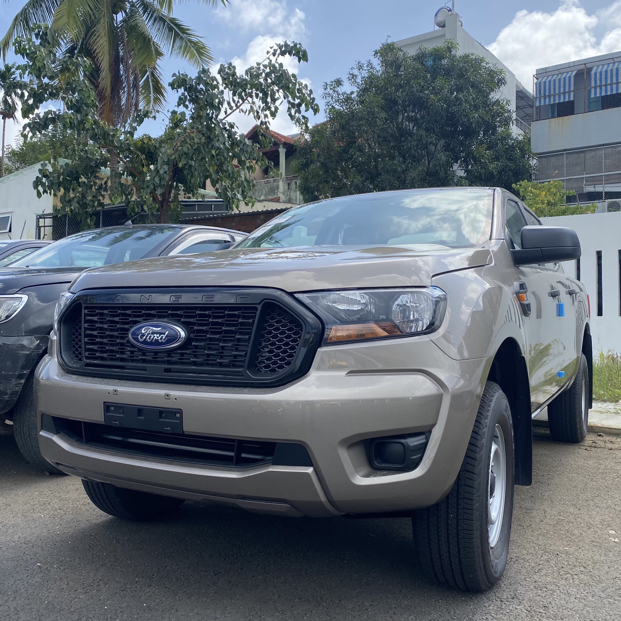 Ford Ranger XL 2.2L 4×4 MT10