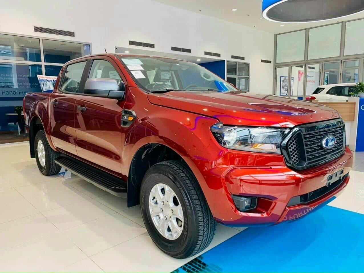 Ford Ranger XLS 2.2L 4×2 AT12