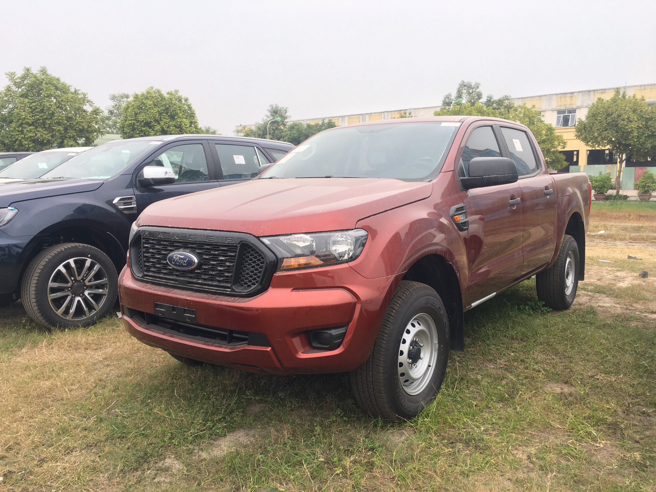 Ford Ranger XL 2.2L 4×4 MT9