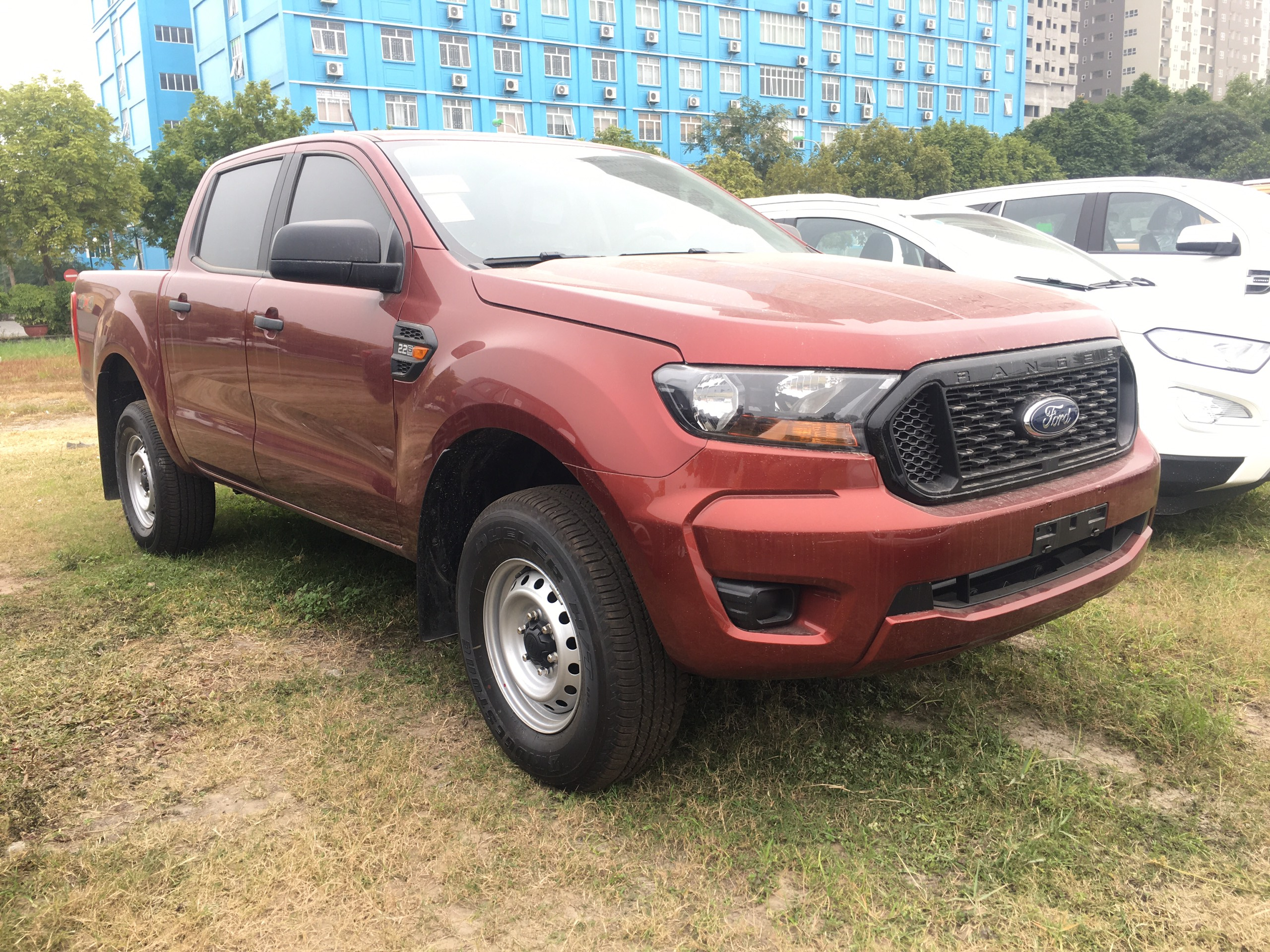 Ford Ranger XL 2.2L 4×4 MT8