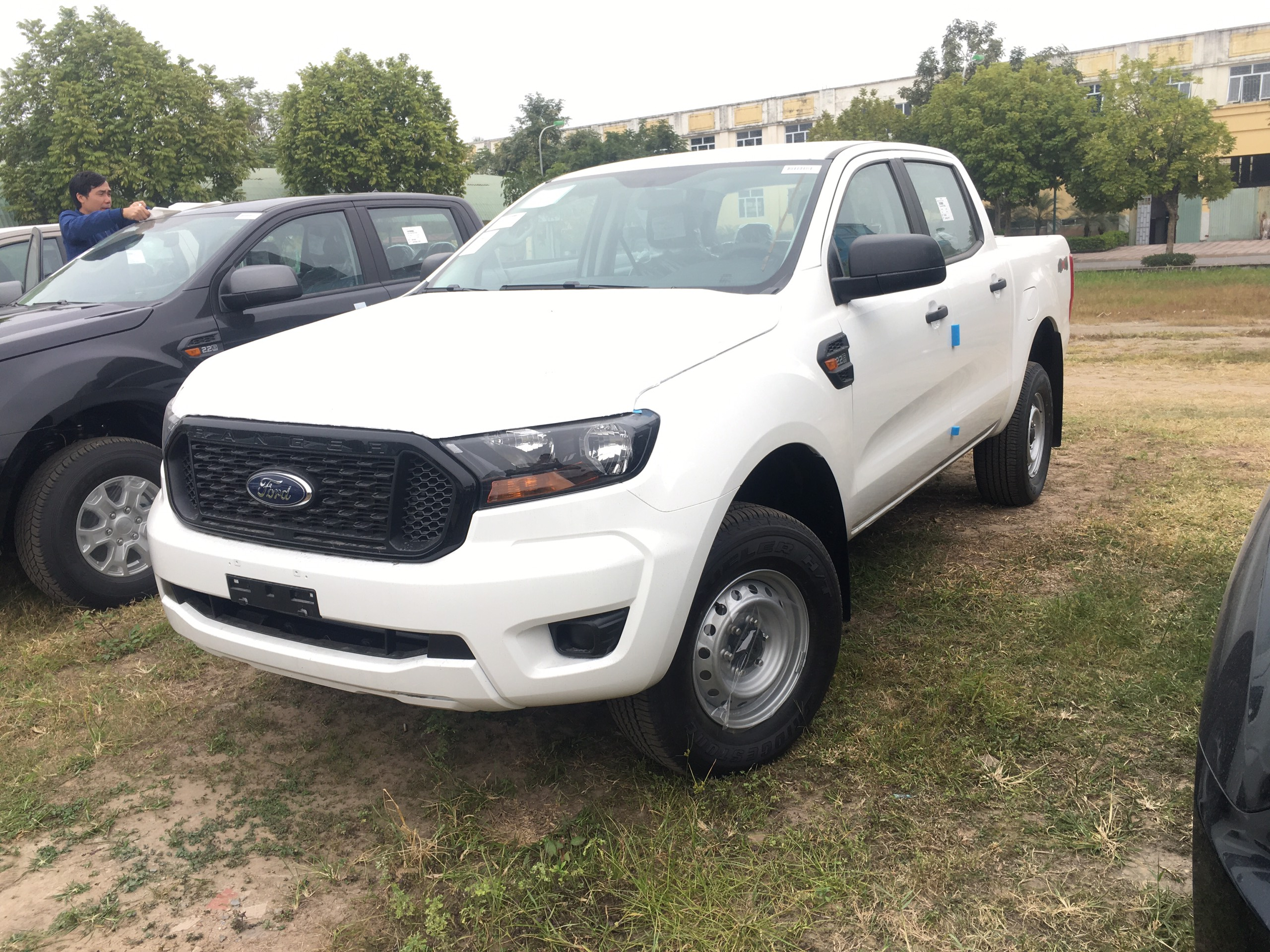 Ford Ranger XL 2.2L 4×4 MT6