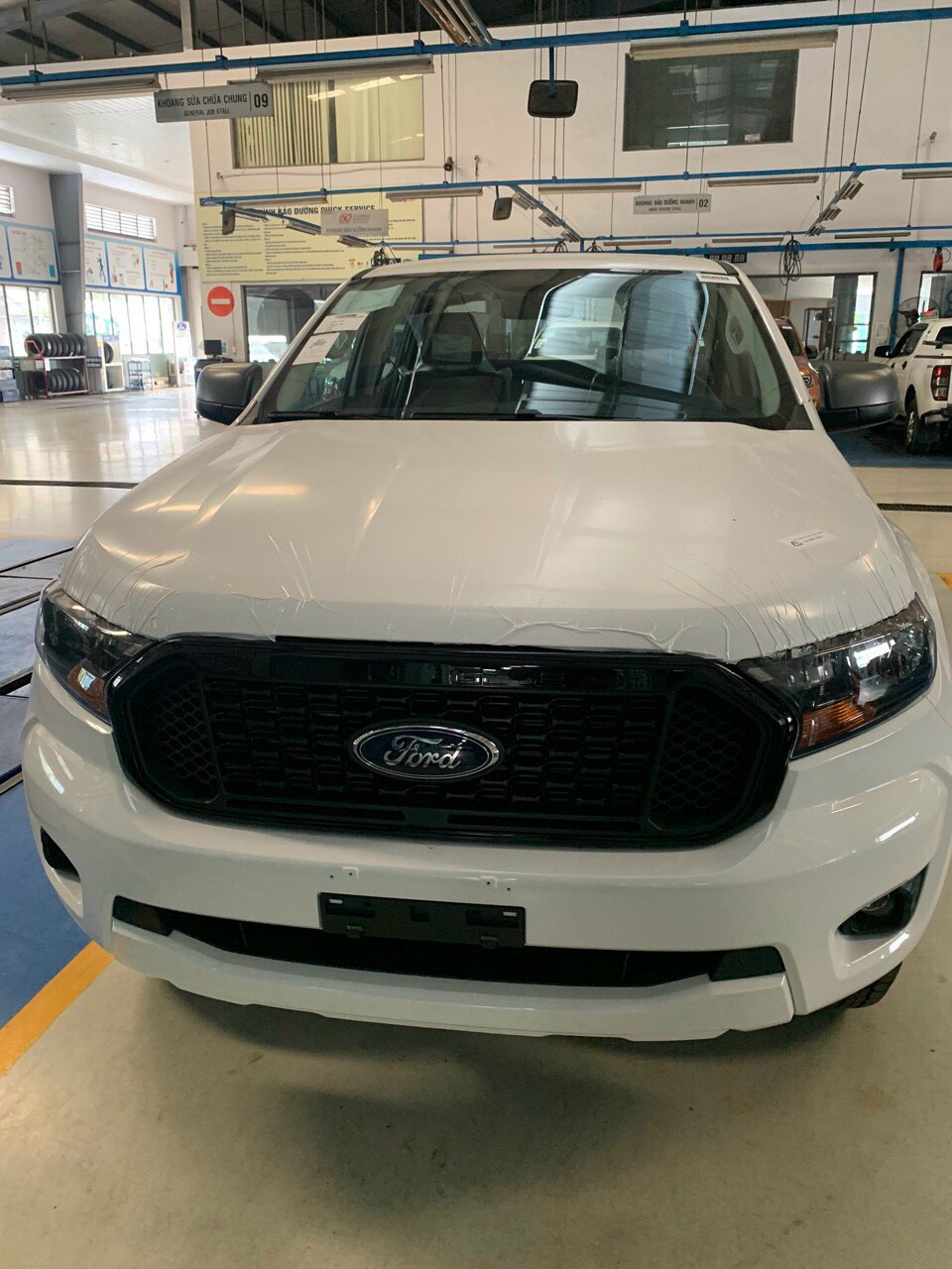 Ford Ranger XLS 2.2L 4×2 AT5